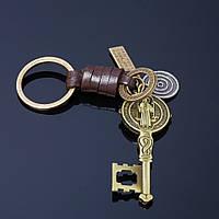 Брелок мужской бронза Ключ L-10см