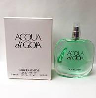 Женская парфюмированная вода Giorgio Armani Acqua di Gioia tester 100 ml. ( Джорджио Армани Аква ди Джоя )
