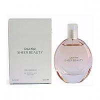 Calvin Klein Sheer Beauty 100 ml Тестер оригинал