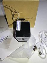 Smart Watch DZ09 (SIM, microSD, камера, браузер), фото 3