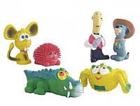 Pet Pro АССОРТИ ФИГУРКИ игрушка для собак, латекс