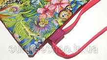 Рюкзак для змінного взуття Метелики, фото 2