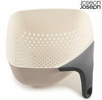 Дуршлаг Joseph Joseph Square Colander Small белый 40047