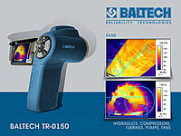 BALTECH TR-0150 (384Х288) - тепловизор с цифровой камерой для энергоаудита
