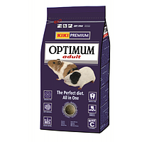 Kiki Premium Optimum for Guinea Pigs 600г - диетический корм для морских свинок (30902)