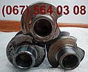 Вал коленчатый компрессора ПАЗ 3205 ЮМЗ привод под шкив А29.03.004-01, фото 3