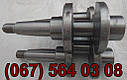Вал коленчатый компрессора ПАЗ 3205 ЮМЗ привод под шкив А29.03.004-01, фото 4