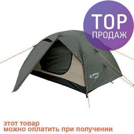 Двухместная палатка Terra Incognita Omega 2 / Двухслойная палатка для походов, фото 2