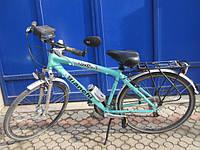 Велосипед для  городских и дальних поездок из Италии Bianchi колеса 28