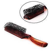 Гребінець для волосся SALON масажна пластикова 1800 TT