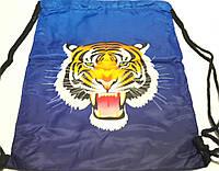 Рюкзак для сменной обуви Тигр