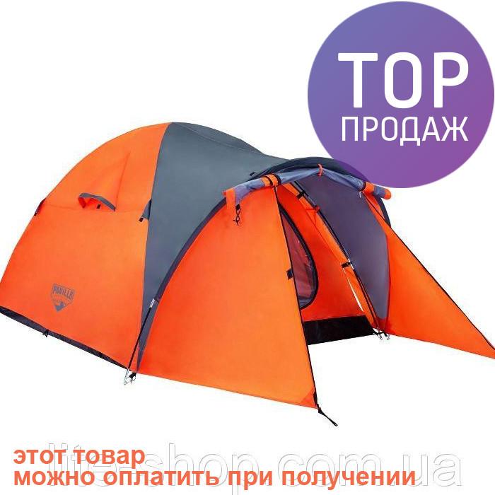 Двухместная палатка Bestway Navajo 68007 / Современная туристическая палатка - БРУКЛИН интернет-гипермаркет в Киеве