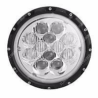 FB-HL60B Светодиодные LED фары 7 дюймов (Нива, УАЗ 469, ГАЗ 24, ВАЗ 2101, Хаммер, FJ Cruiser, w463, мотоцикл)
