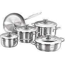 Набор посуды 9пр DROPPA KORKMAZ (A1070)