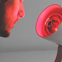Инфракрасные лампы – польза и показания для применения