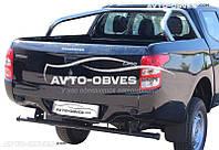 Защитная дуга в кузов на Mitsubishi L200 2015-..