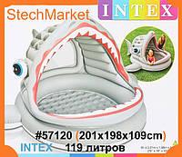Надувной бассейн Intex 57120 201x198x109см Детский