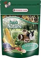 Versele-Laga Snack Nature Cereals СНЕК НАТЮР ЗЛАКИ зерновая смесь для грызунов, 0,5кг