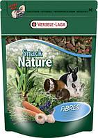 Versele-Laga Snack Nature Fibres СНЭК НАТЮР КЛЕТЧАТКА зерновая смесь для грызунов, 0,5кг