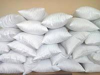 Подушка силикон-сатин 50*70,Отель (наполнение 660 г)
