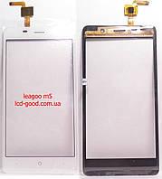 Leagoo m5 сенсор(white)