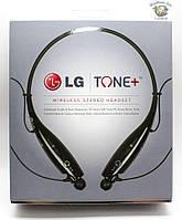 """Наушники """"LG TONE+"""" с bluetooth черные"""