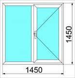 Монтаж и демонтаж металлопластиковых окон и дверей
