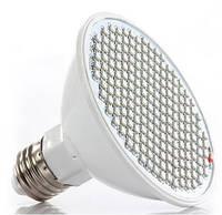 Лампа для подсветки растений 200 светодиодов  E27
