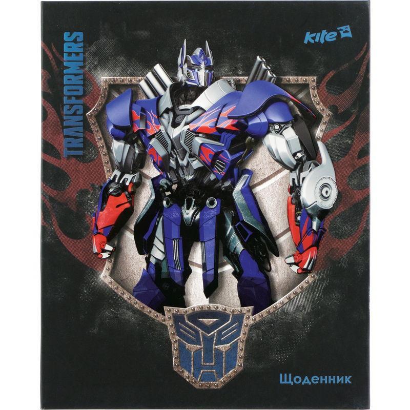 Дневник школьный Transformers TF15-261-2K