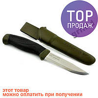 Туристический нож Mora Companion MG 11827 \ Стальной нож