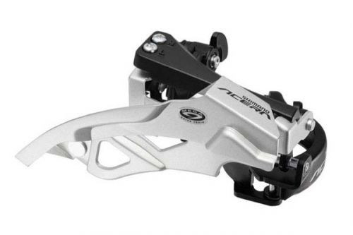 Передний переключатель Shimano Acera FD-M390 Top-Swing 3 скорости