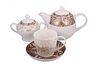 Сервиз чайный фарфор 14пр. Glamour (50149016)