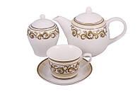 Сервиз чайный фарфор 14пр. Marmaris (50044019)
