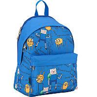 Рюкзак молодежный для школы и города 1001 Adventure Time (AT17-1001M)