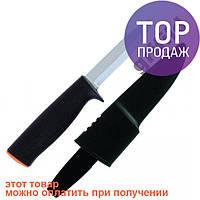 Нож универсальный общего назначения Fiskars 125860 \ Стальной хозяйственный нож