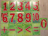 """Развивающий набор """"Цифр, чисел и знаков"""", фото 2"""