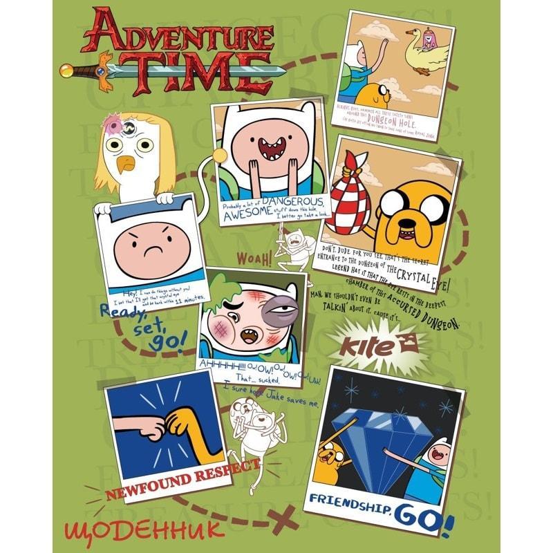 Дневник школьный Adventure Time AT17-262-2