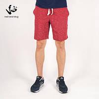 Трикотажные шорты Toby, красные