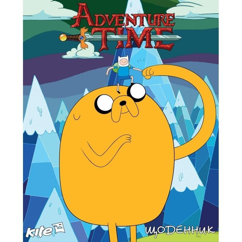 Дневник школьный Adventure Time AT17-262-1