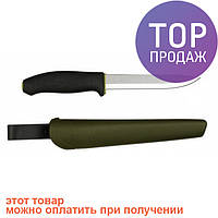 Универсальный нож Morakniv Mora 748 MG-12204 \Cтальной клинок общего назначения