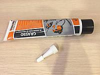 Смазка редукторов мотокос Oleo-Mac 125 мл.