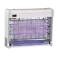 Электронная ловушка для мух и комаров DELUX AKL-16 2*8Вт на 70 м2