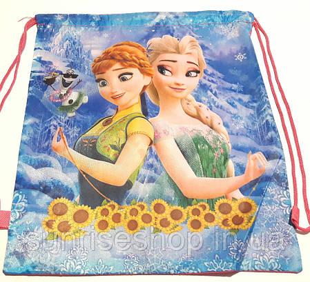 Рюкзак для сменной обуви девочка, фото 2
