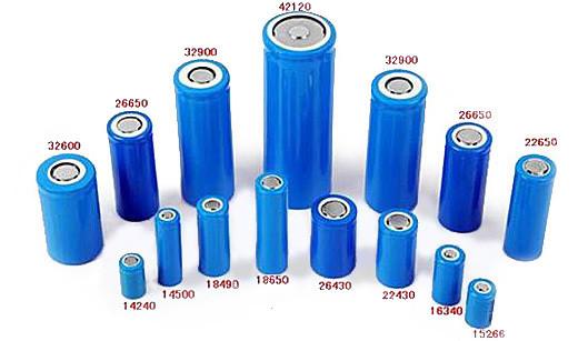 Аккумуляторы Li-Ion 3.7v (14500, 16340, 18650, 36650)