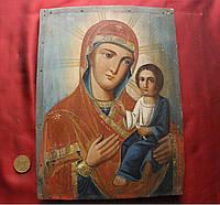 Старая икона Божья Матерь Смоленская