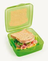 Контейнер для бутербродов 0,5 л Green SNIPS (SN000800)