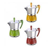 Гейзерная кофеварка на 3 чашки DELIZIA GAT (100003)