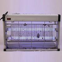 Электронная ловушка для мух и комаров DELUX AKL-40 3*20Вт на 120 м2