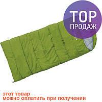 Спальник Terra Incognita Asleep JR 200 зеленый / Спальный туристический мешок