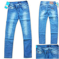 Женские летние стильные джинсы до больших размеров (DG-р005)